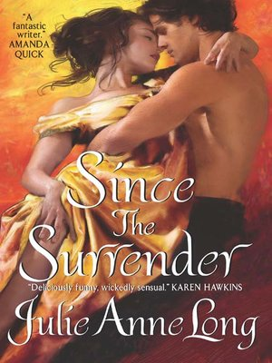 Click this cover for a(n) eBook sample of Since the Surrender.
