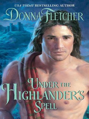 Click this cover for a(n) eBook sample of Under the Highlander's Spell
