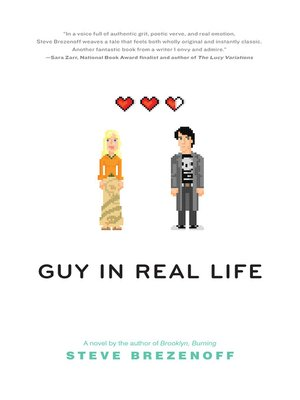 Click this cover for a(n) eBook sample of Guy in Real Life