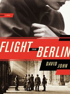 Click this cover for a(n) eBook sample of Flight from Berlin.