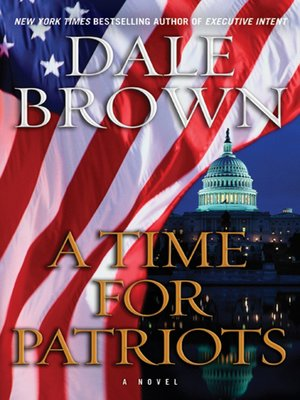 Click this cover for a(n) eBook sample of A Time for Patriots.