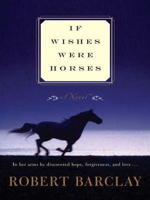 Click this cover for a(n) eBook sample of If Wishes Were Horses