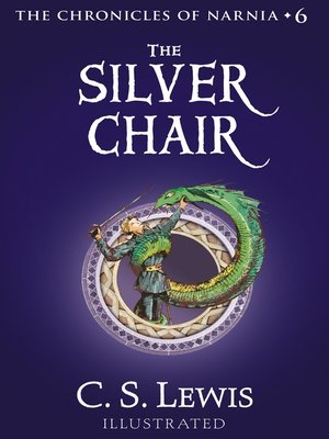 Click this cover for a(n) eBook sample of The Silver Chair.