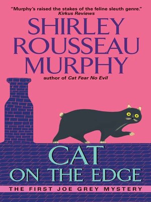 Click this cover for a(n) eBook sample of Cat on the Edge.