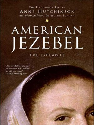 Click this cover for a(n) eBook sample of American Jezebel.