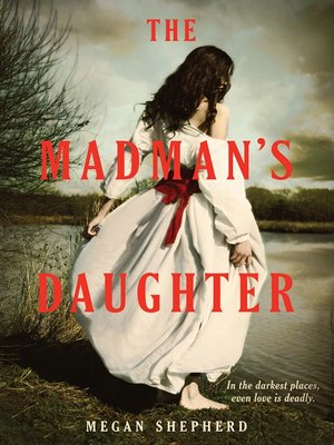 Cover of The Madman's Daughter