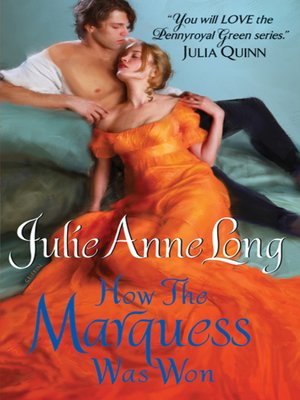 Click this cover for a(n) eBook sample of How the Marquess Was Won.