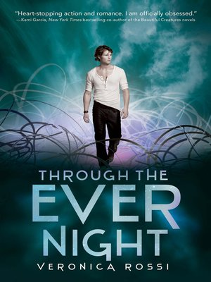 Click this cover for a(n) eBook sample of Through the Ever Night.