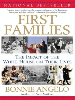 Click this cover for a(n) eBook sample of First Families