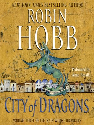 Click this cover for a(n) Audiobook sample of City of Dragons.
