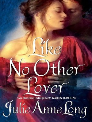 Click this cover for a(n) eBook sample of Like No Other Lover.