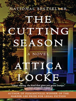 Cover of The Cutting Season