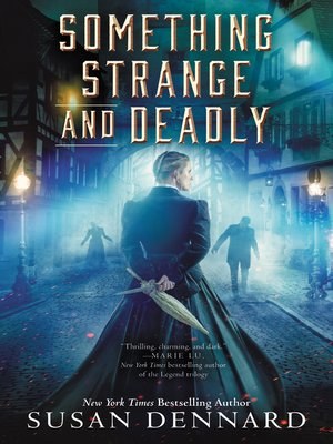 Cover of Something Strange and Deadly