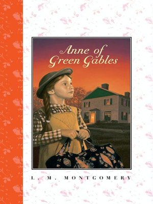 Cover of Anne of Green Gables