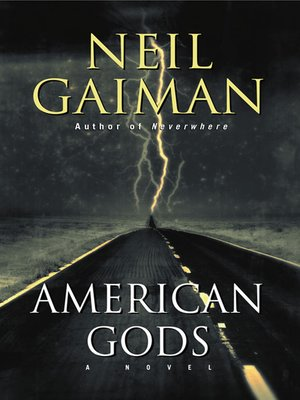 Click this cover for a(n) eBook sample of American Gods.