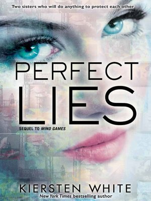 Click this cover for a(n) eBook sample of Perfect Lies