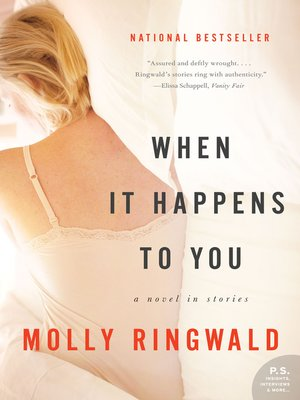 Click this cover for a(n) eBook sample of When It Happens to You.