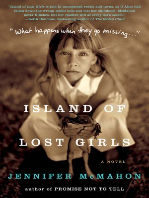 Click this cover for a(n) eBook sample of Island of Lost Girls