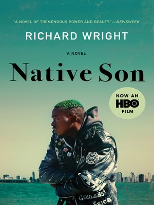 Click this cover for a(n) eBook sample of Native Son.