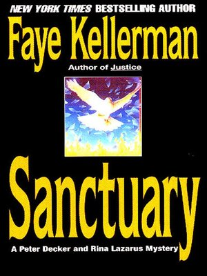 Click this cover for a(n) eBook sample of Sanctuary