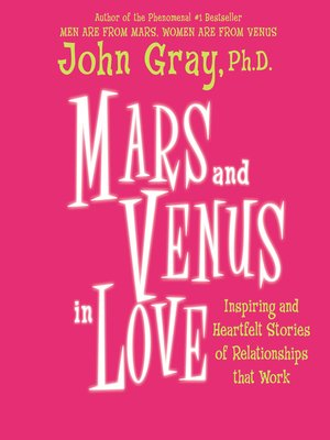 Click this cover for a(n) Audiobook sample of Mars and Venus in Love
