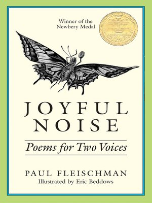 Click this cover for a(n) eBook sample of Joyful Noise