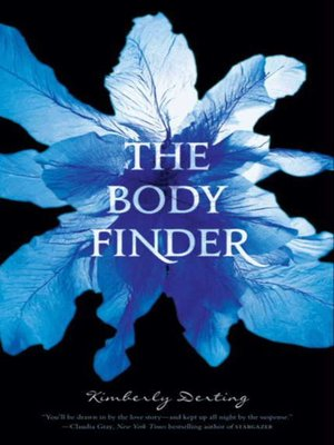 Click this cover for a(n) eBook sample of The Body Finder.