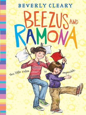 Click this cover for a(n) eBook sample of Beezus and Ramona.