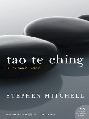 Click this cover for a(n) eBook sample of Tao Te Ching.