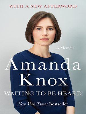 Click this cover for a(n) eBook sample of Waiting to Be Heard.