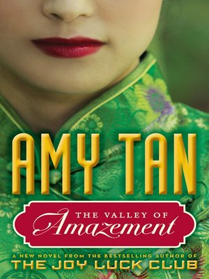 Click this cover for a(n) eBook sample of The Valley of Amazement.