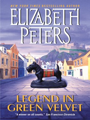 Click this cover for a(n) eBook sample of Legend in Green Velvet