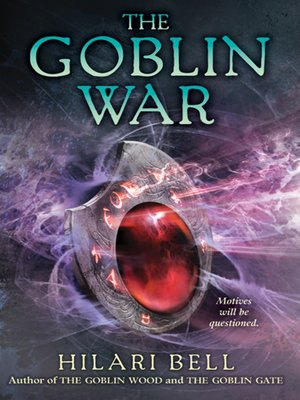 Click this cover for a(n) eBook sample of The Goblin War