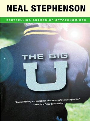 Click this cover for a(n) eBook sample of The Big U