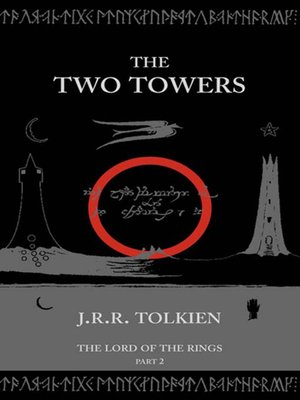 Click this cover for a(n) eBook sample of The Two Towers.