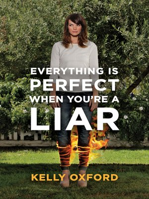 Click this cover for a(n) eBook sample of Everything Is Perfect When You're a Liar