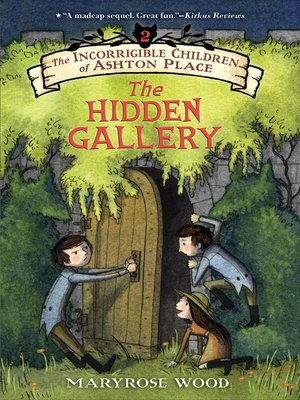 Click this cover for a(n) eBook sample of The Hidden Gallery.