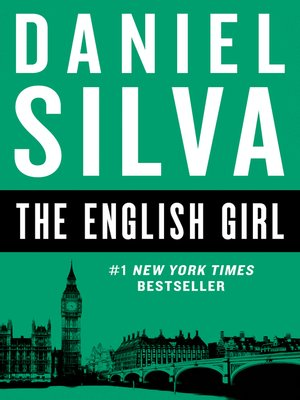Click this cover for a(n) eBook sample of The English Girl.