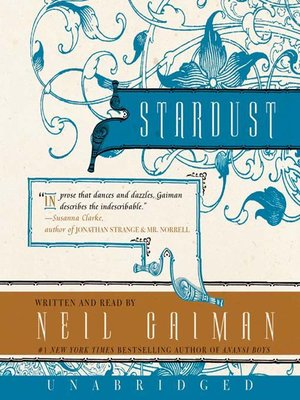 Click this cover for a(n) Audiobook sample of Stardust