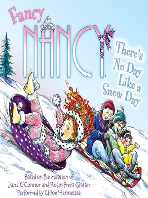 Click this cover for a(n) Audiobook sample of There's No Day Like a Snow Day
