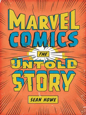 Cover of Marvel Comics