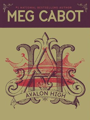 Click this cover for a(n) eBook sample of Avalon High.