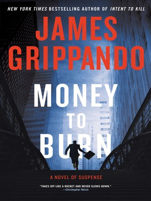 Click this cover for a(n) eBook sample of Money to Burn.