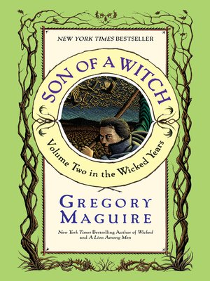 Cover of Son of a Witch