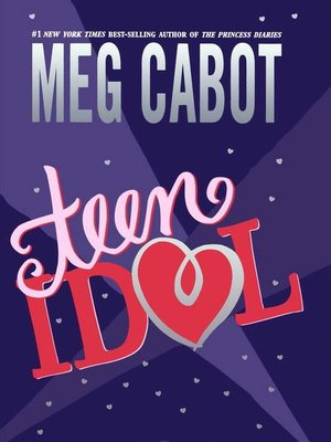 Click this cover for a(n) eBook sample of Teen Idol