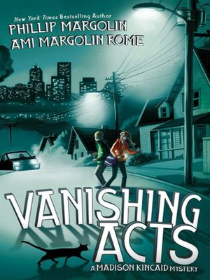 Click this cover for a(n) eBook sample of Vanishing Acts.