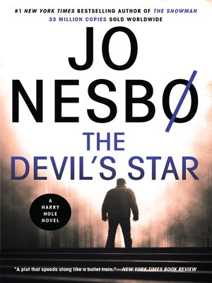 Click this cover for a(n) eBook sample of The Devil's Star.