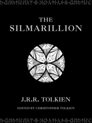 Click this cover for a(n) eBook sample of The Silmarillion