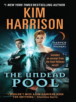 Click this cover for a(n) eBook sample of The Undead Pool.