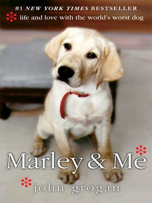 Click this cover for a(n) eBook sample of Marley & Me